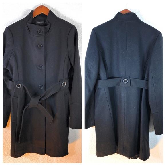 Centigrade Outerwear Jackets & Blazers - Centrigrade Outerwear Wool Coat